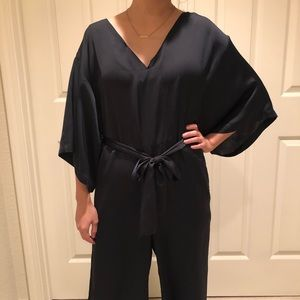 Navy jumpsuit NEW